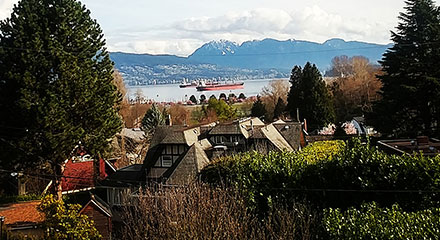 Point Grey Homes for Sale